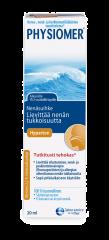 PHYSIOMER HYPERTONIC SPRAY 20 ML