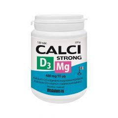 Calci Strong +D3 +Mg 150 tabl